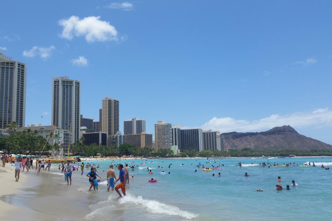 Lagoon Honolulu
