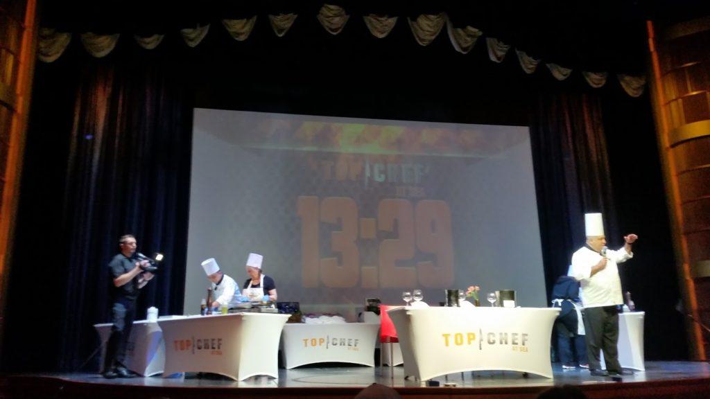 Top Chef Celebrity Solstice