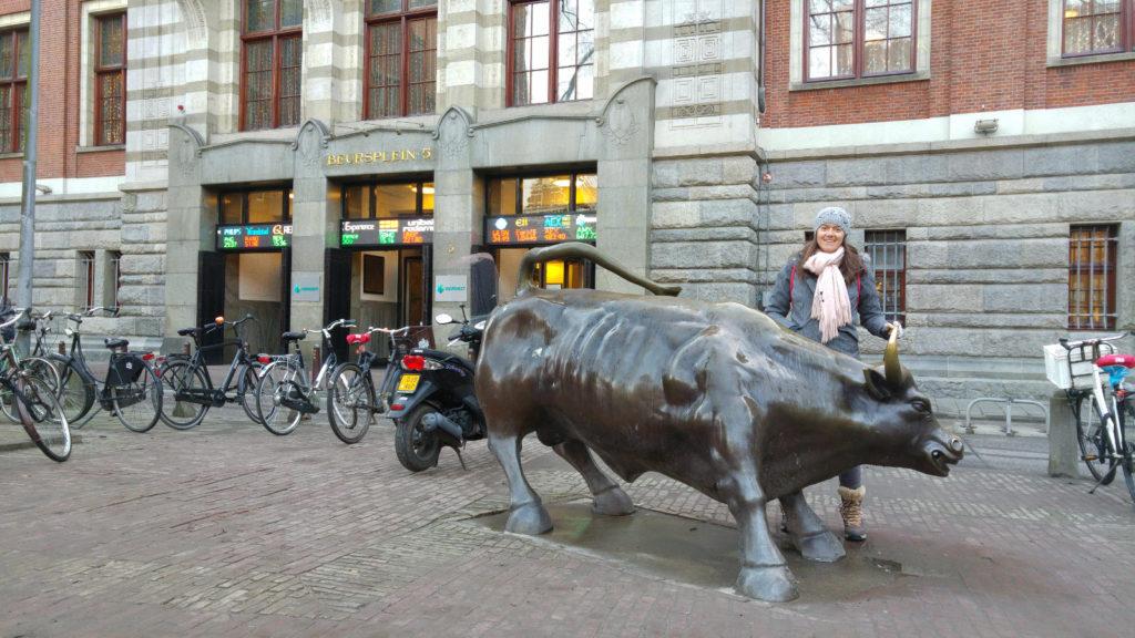 Amsterdam bull