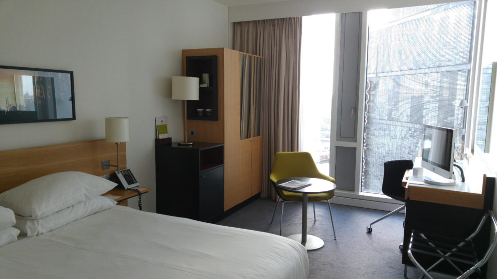 Double Tree room in Amsterdam