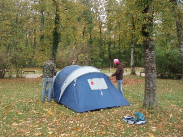 Camping in Munich