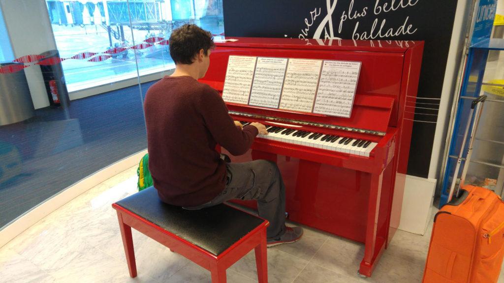 Adam Paris Piano