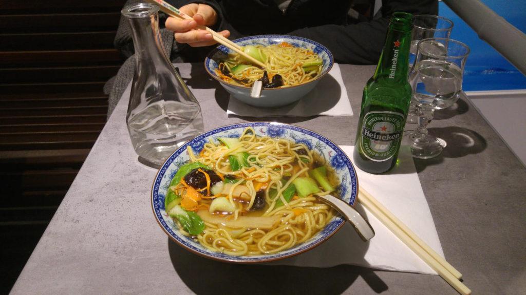 Caen noodles