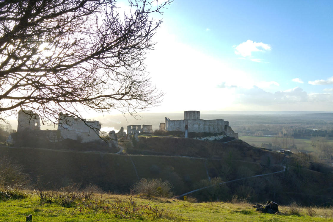 Castle Gaillard photo