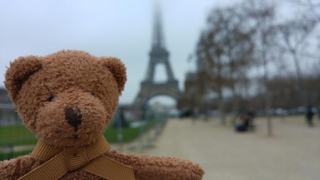 Flint Eiffel Tower