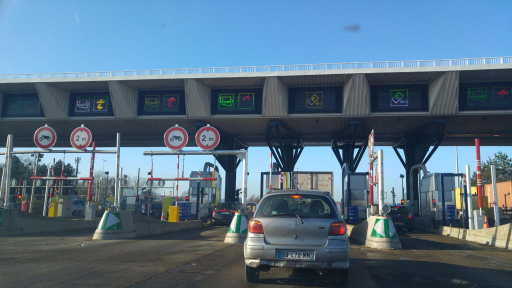 France tolls