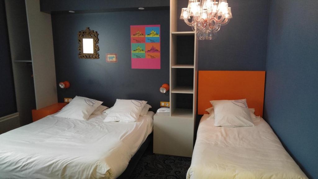 Hotel Gabriel room
