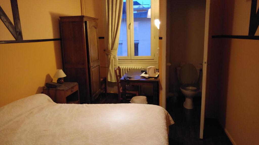Hotel Morand room