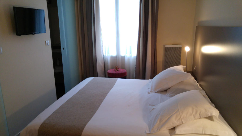 Hotel Ronsard room