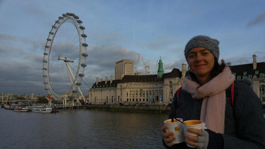 Linnie London Eye