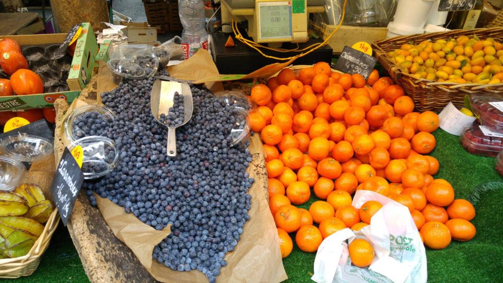 Paris berries
