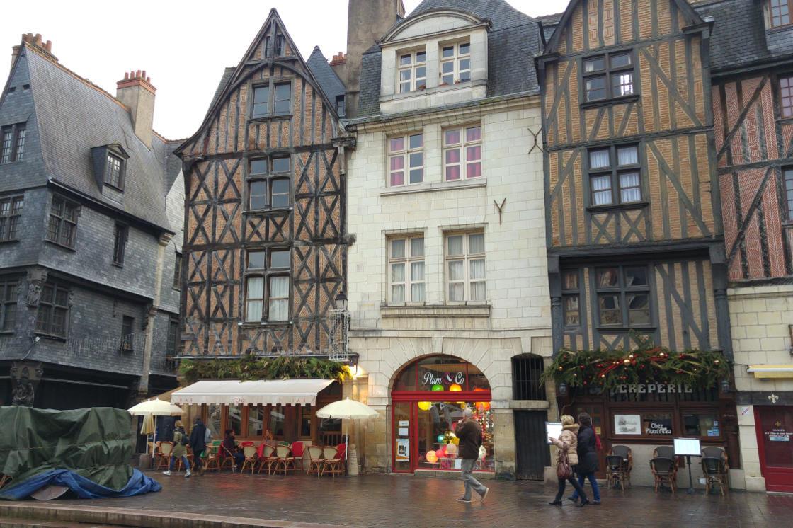 Tours city