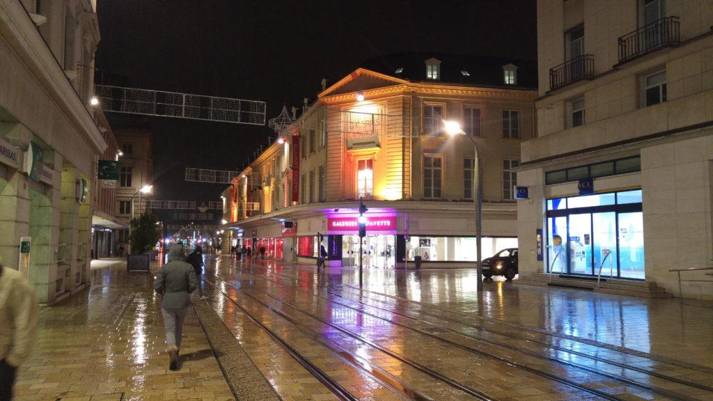 Tours night walk