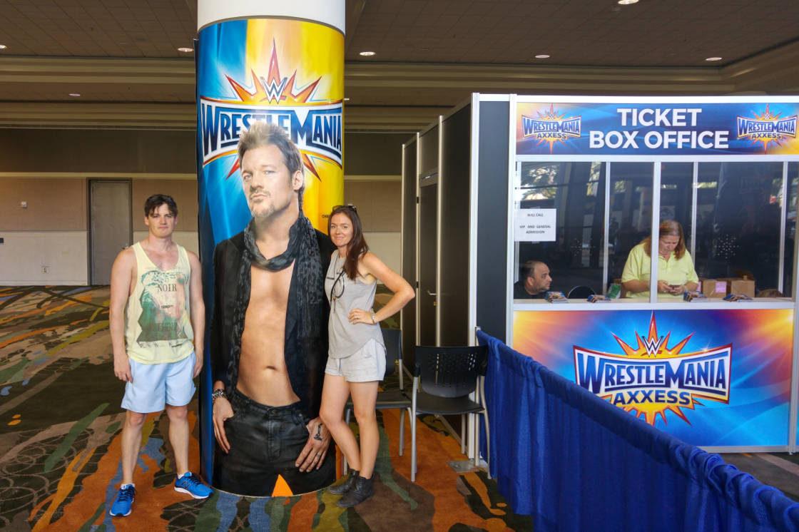 Adam & Linnie with Jericho