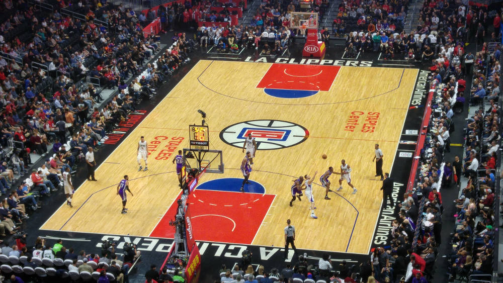 Clippers Kings match