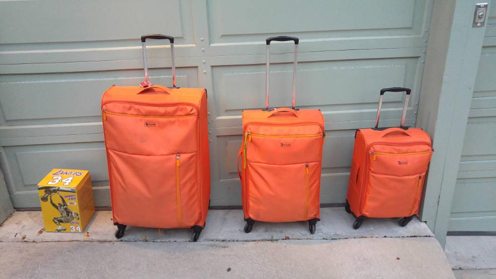 Hollywood luggage