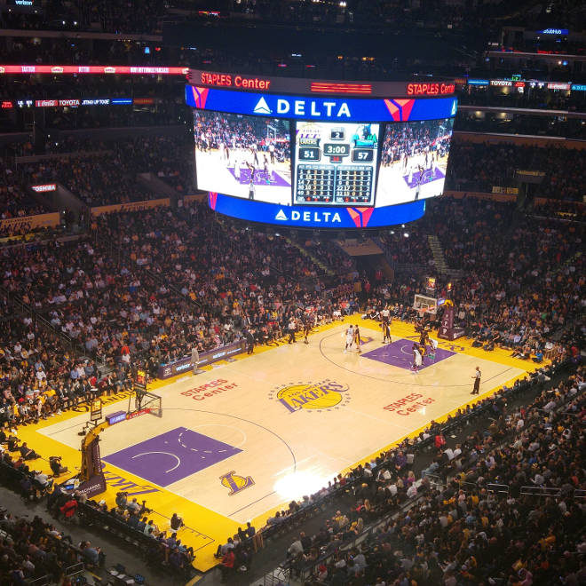 Lakers Match