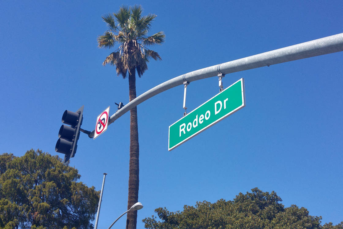 Rodeo Drive sig