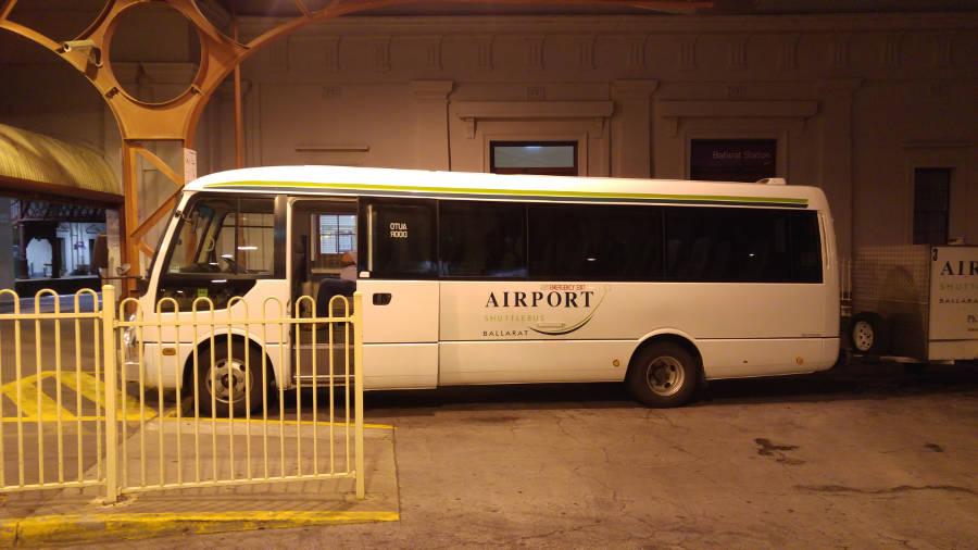 Ballarat Shuttle Bus