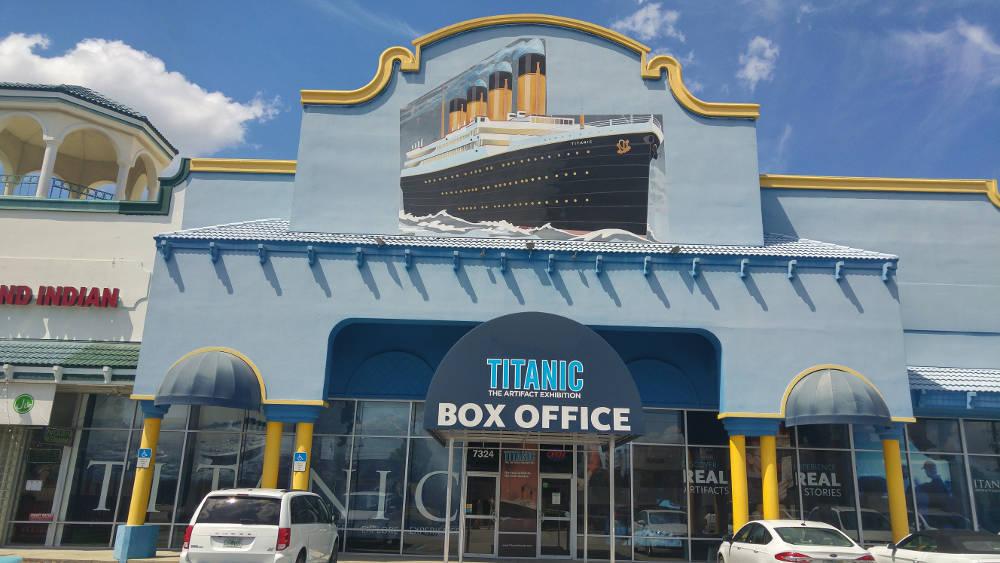 Titanic Expo Orlando