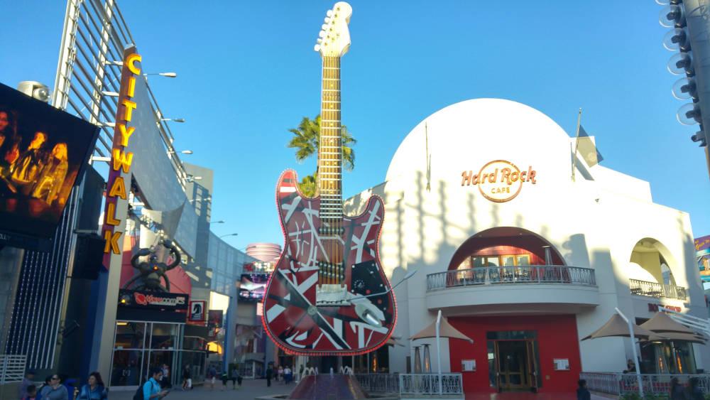 Hard Rock at Universal