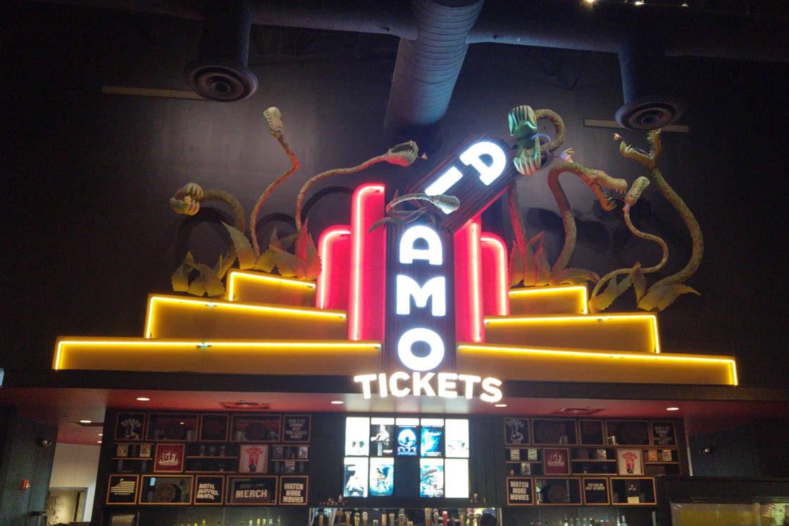 Alamo Cinemas Austin
