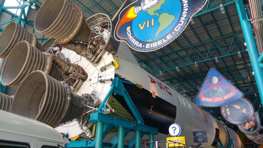 Apollo Mission area