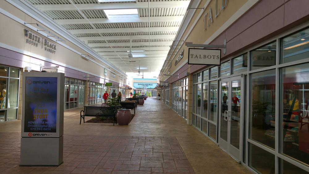 Atlanta shopping outlets