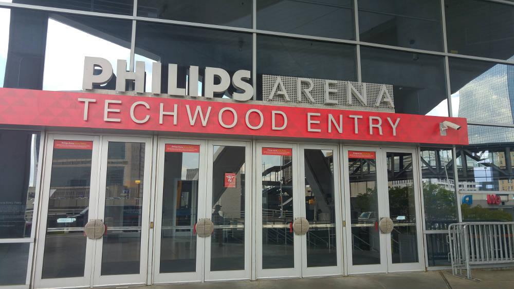 Philips Arena - Atlanta Hawks