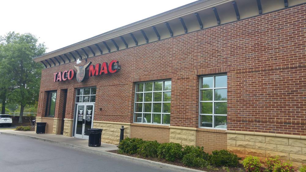 Taco Mac in Atlanta