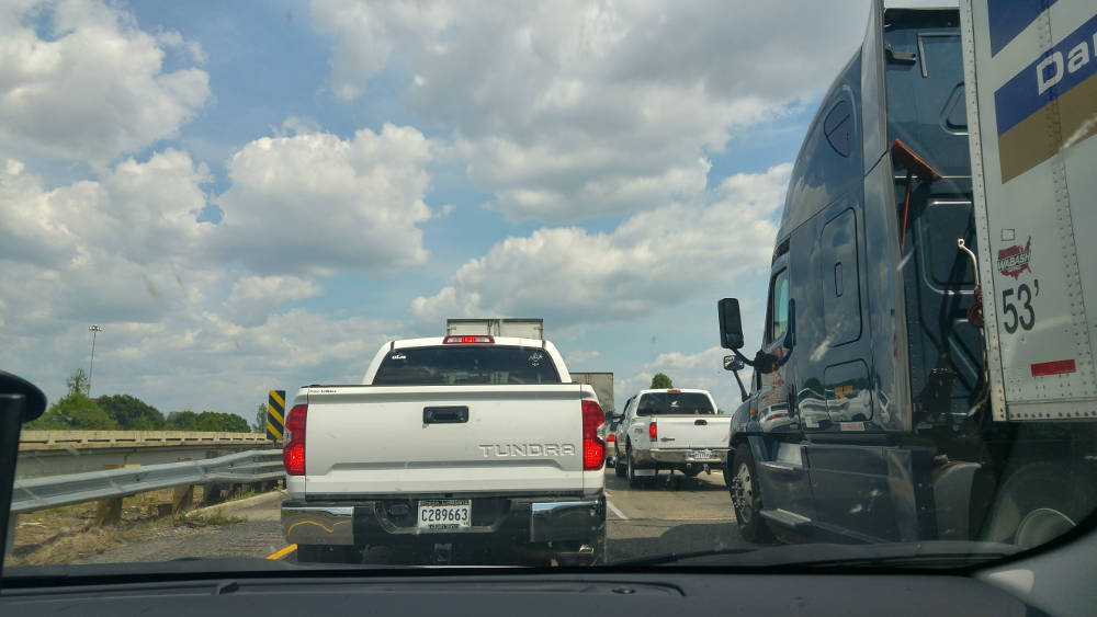 Baton Rouge traffic