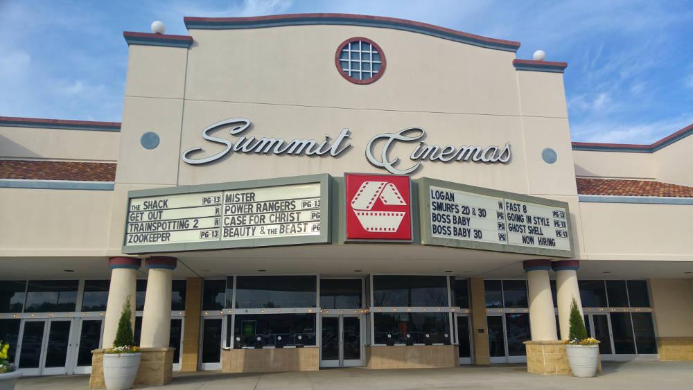 Birmingham Summet cinema