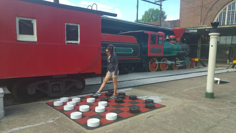 Chattanooga checkers