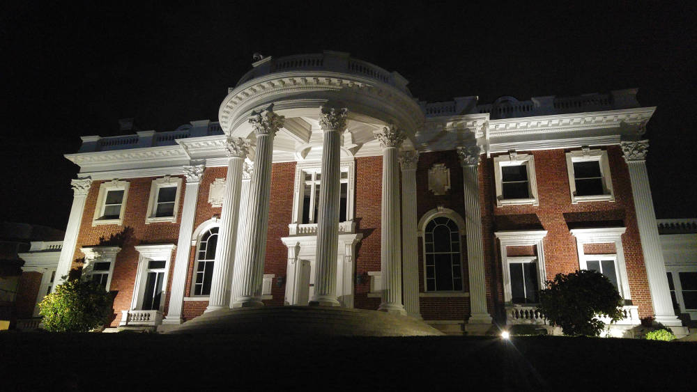 Chattanoog ghost tour mansion