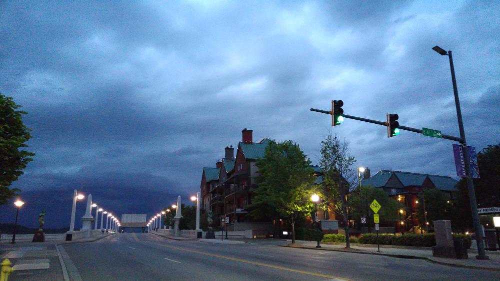 Chattanooga storm