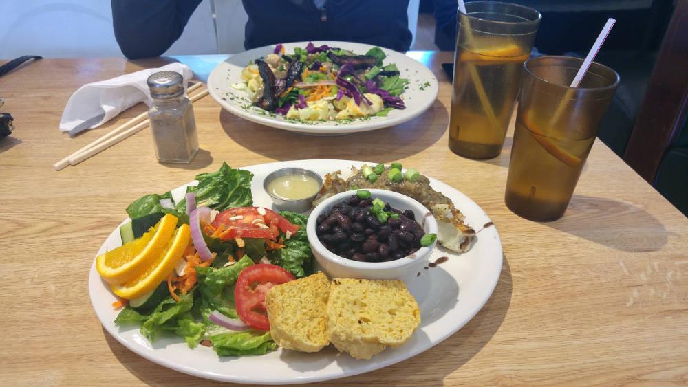 Sluggo's Vegetarian Restaurant in Chattanooga