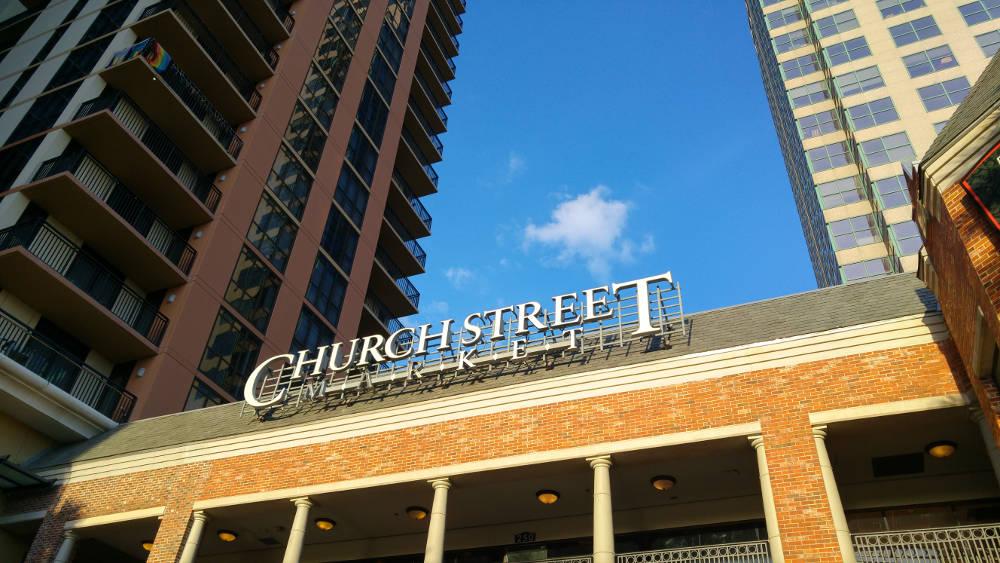 Church Street, Orlando