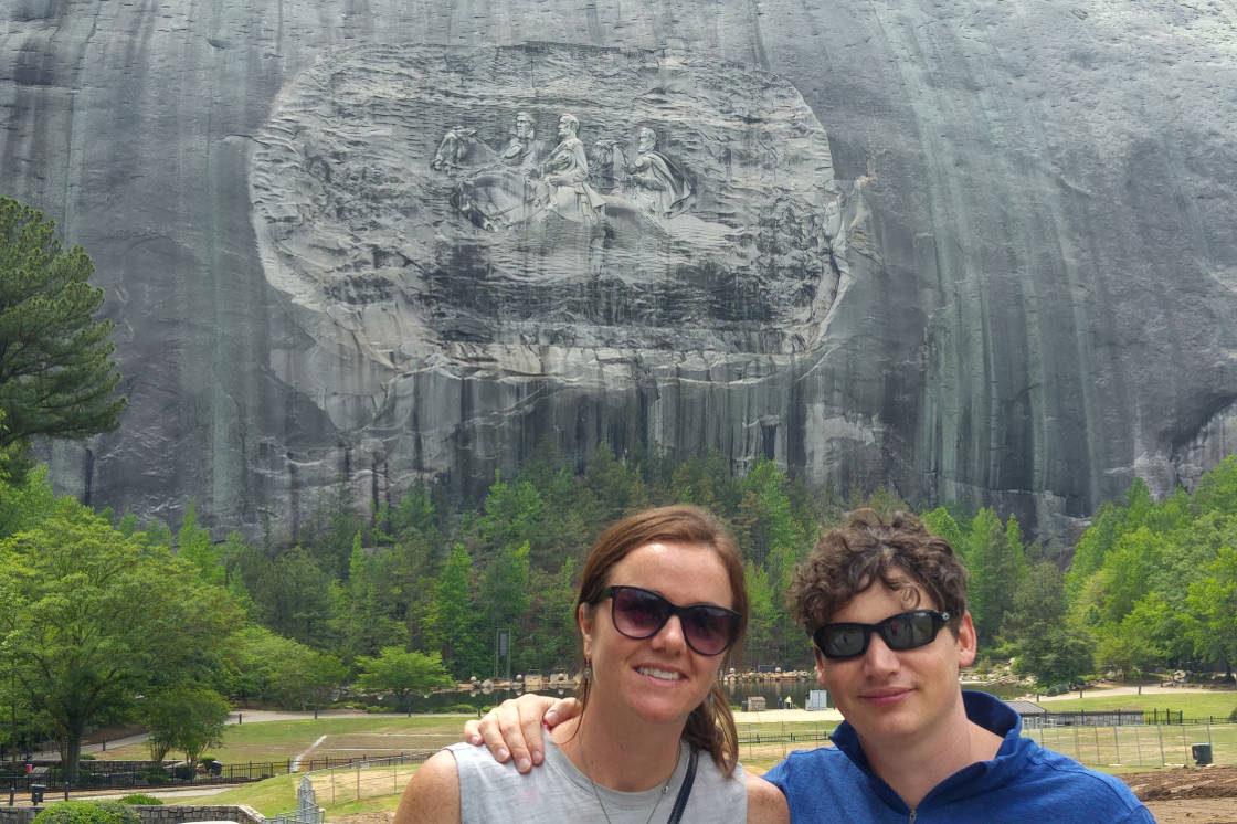 Stone Mountain Confederate