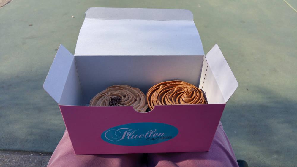 Dallas cupcakes