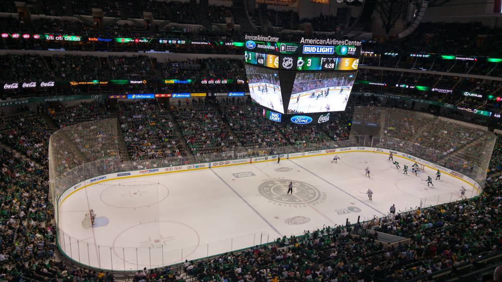 Dallas Stars NHL game