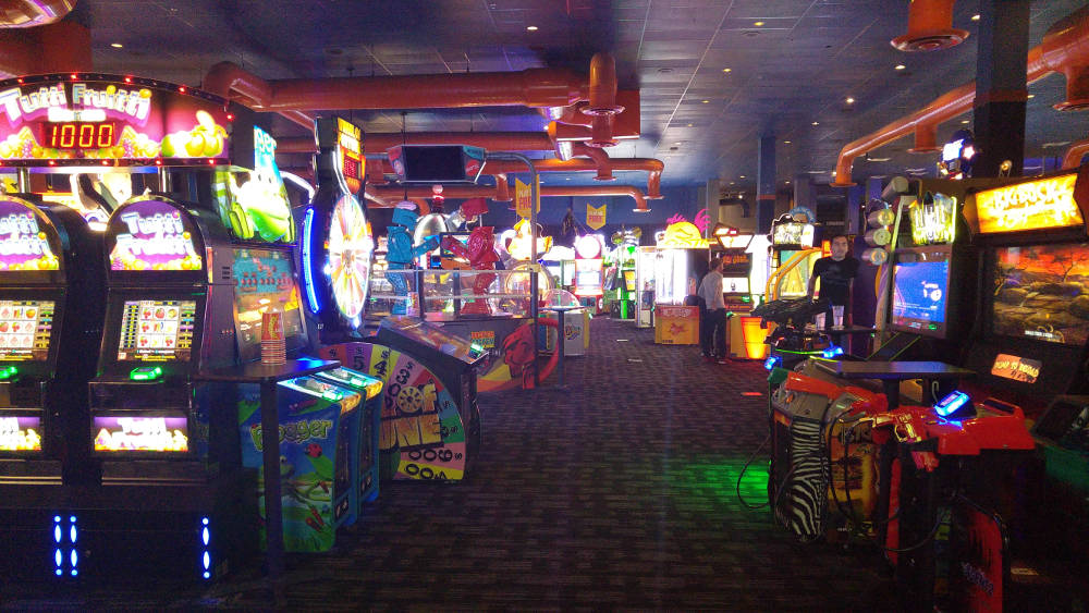 Dave & Busters Austin