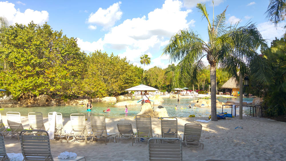 Discovery Cove Lagoon