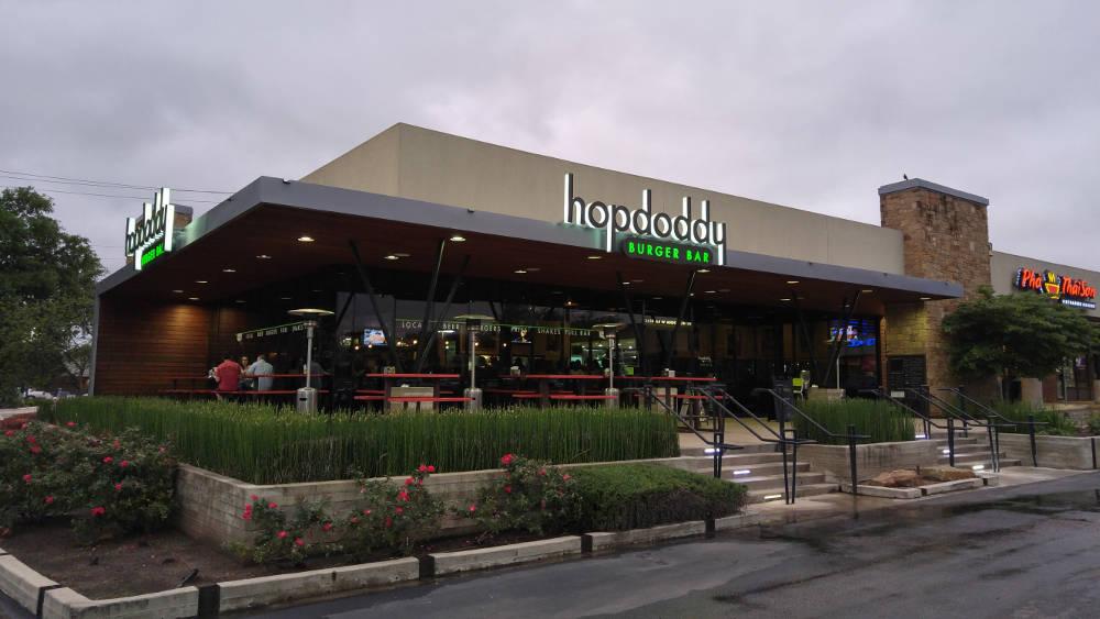 Hopdoddy Austin