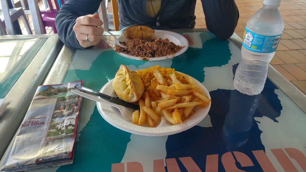 Miami lunch
