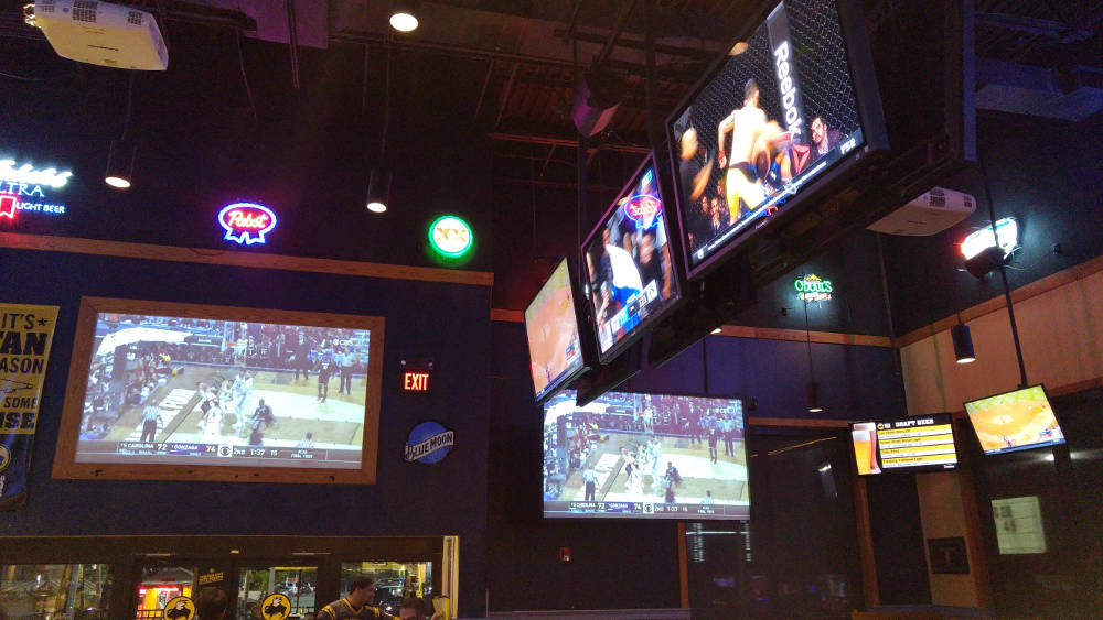 Orlando Buffalo Wild Wings