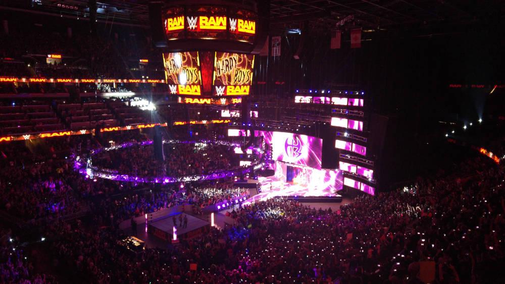 Hardy Boyz on Raw