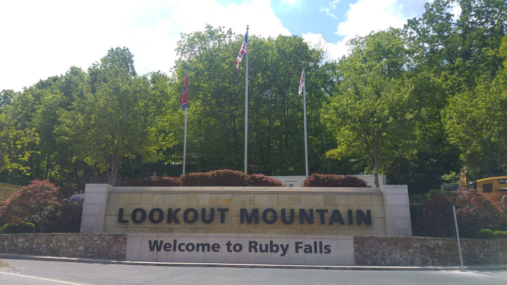 Welcome to Lookout Mountain