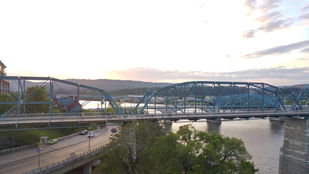 Chattanooga bridge