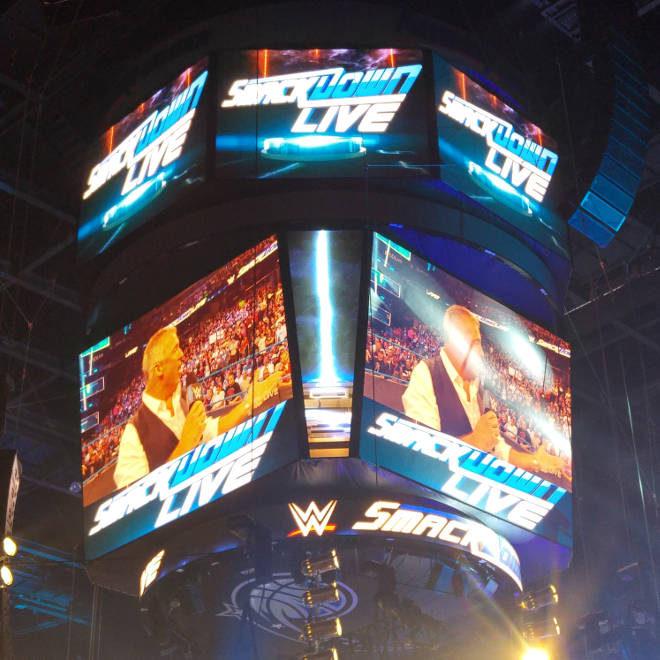 Smackdown Shane McMahon