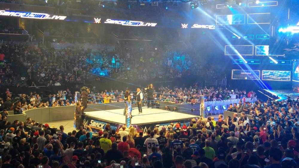 Shane McMahon & AJ Styles